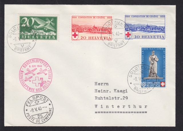 Brief nach Zürich 1940_010