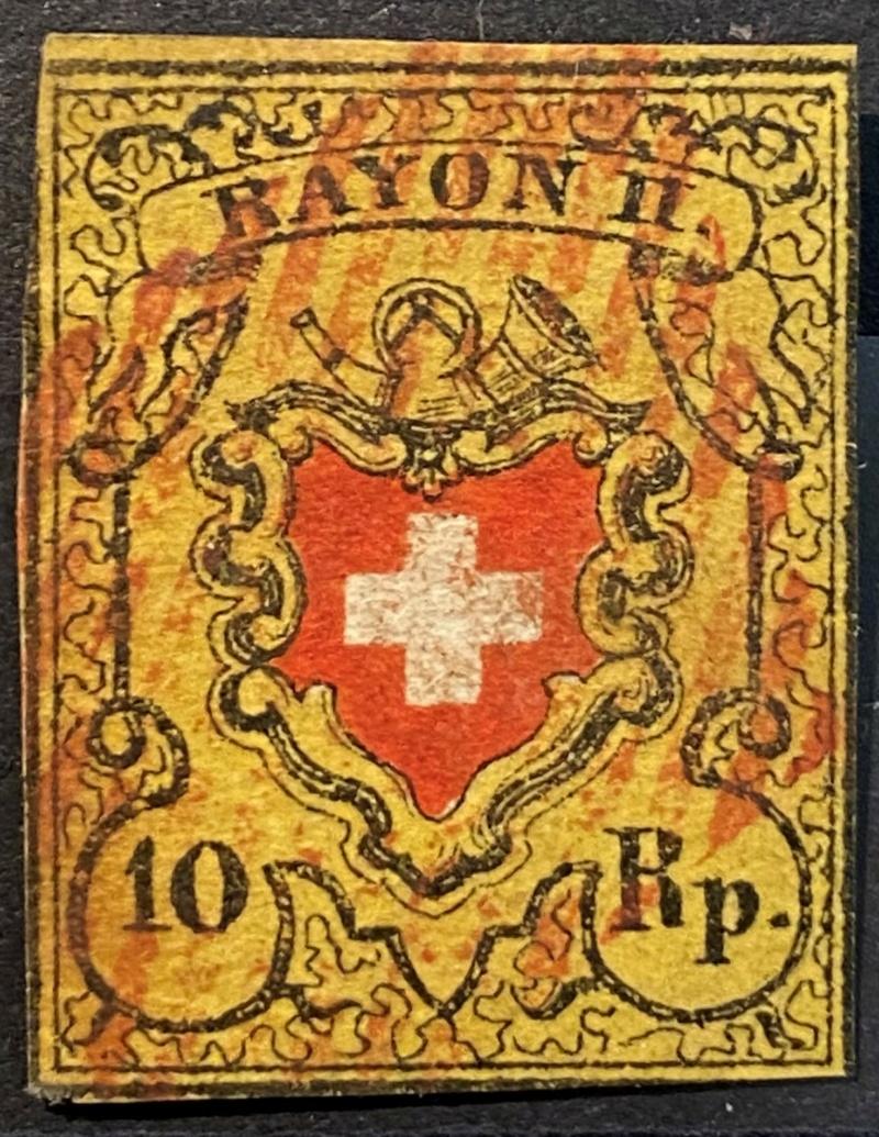 SBK 16II (Mi 8II) Bestimmung: Rayon II ohne Kreuzeinfassung - Seite 2 Rayon_14