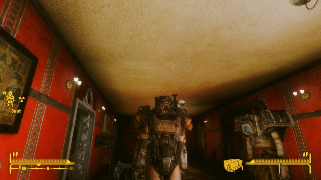 [FNV] Dragbody's FO4 Power Armors T-60 Glitch 20180812