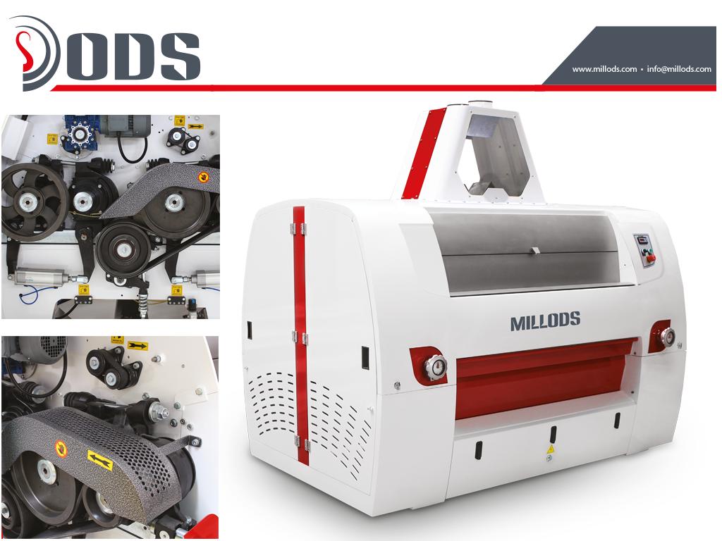 واحدة من افضل الشركات التركية لتصنيع المطاحن ods group 27021210