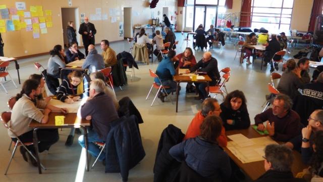 Forum Citoyen à Herbignac P2020811