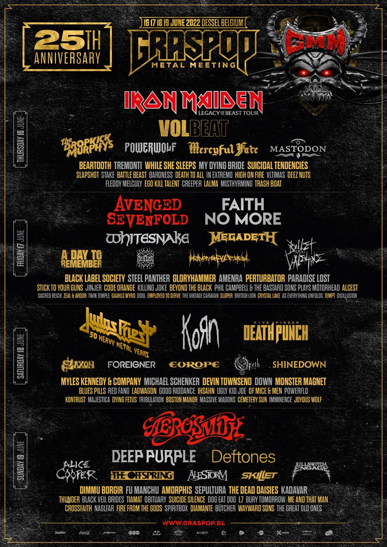Resurrection Fest Estrella Galicia 2022. (29 - 3 Julio) Avenged Sevenfold, KoRn, Deftones, Sabaton y Bourbon! - Página 13 20210910