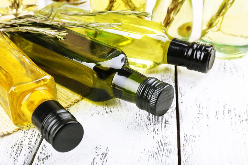 Fraudes à l'huile d'olive : un produit très surveillé 35235710