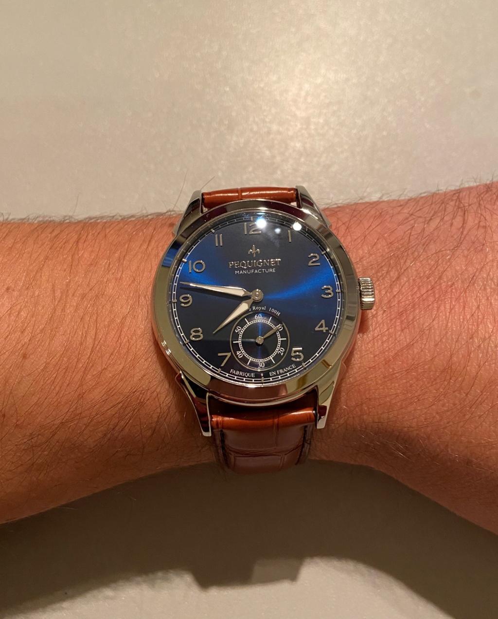Stef à la 4eme Bourse Horlogère de Dourdan Dimanche 24 novembre  Pequig11