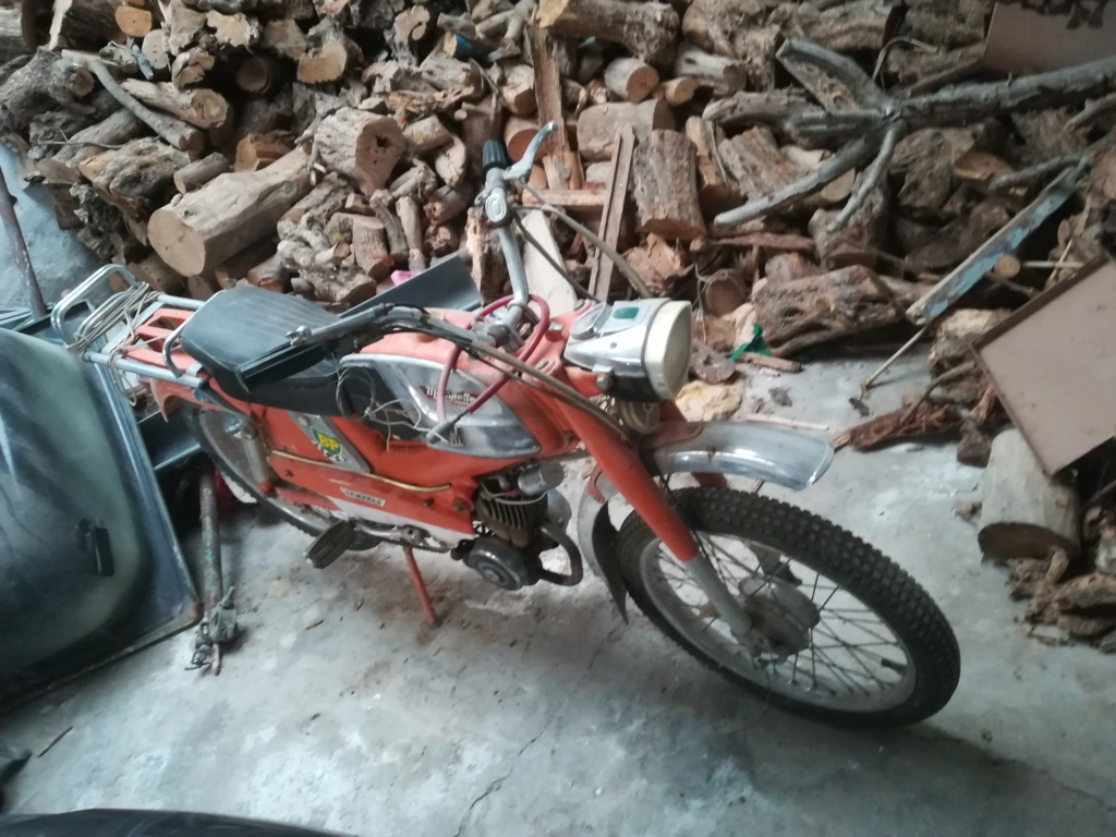 Restauración Mobylette Campera SP-95  Img_2014