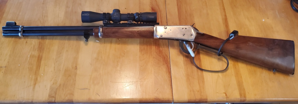 Scout Rifle. 20210311