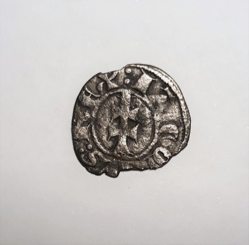 Dinero de Jaime II. Sariñena 20181210