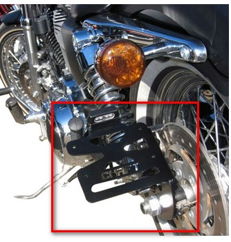 Modifications esthétiques (Sdp, clignotants, phare avant,..)  Suppor10