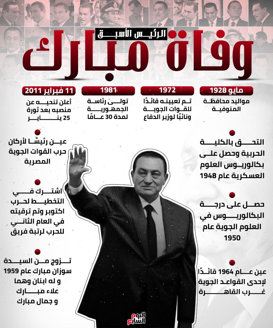 أبرز كلمات مبارك قبل وفاته 10463912
