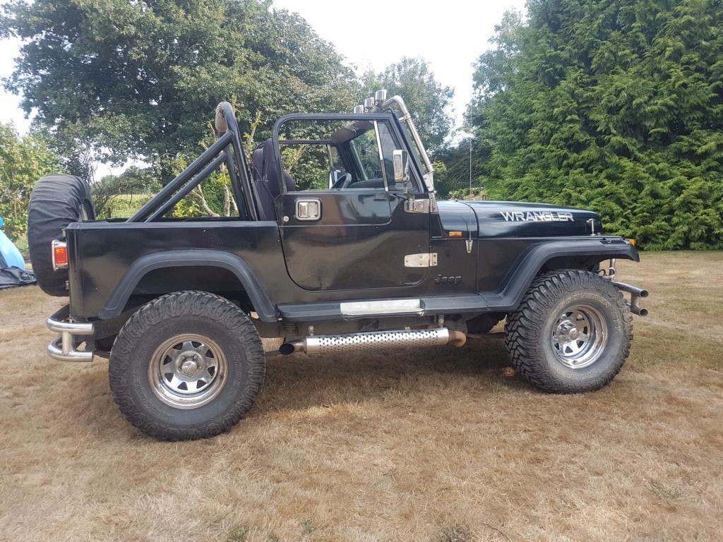 Jeep wrangler yj  20200812
