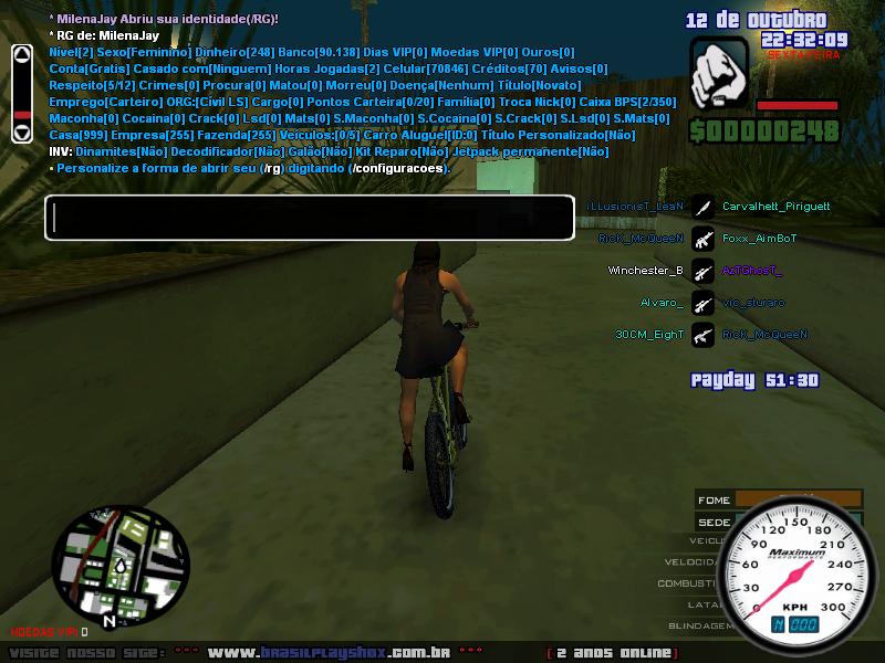 Brincadeira sua primeira screenshot dentro do sa-mp - Página 2 Sa-mp-11