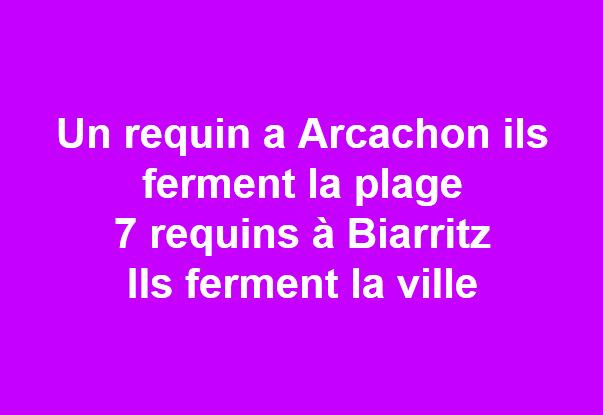"Macron ""en marche"" ! Requin10"
