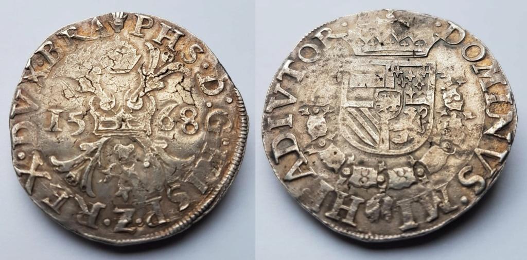 ECU PHILIPPE II Pays Bas Espagnols 12200610
