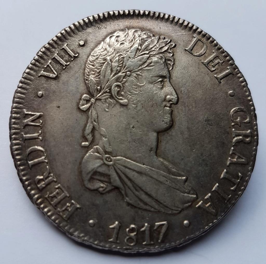 8 REALES 1817 BOLIVIE 1817_a10