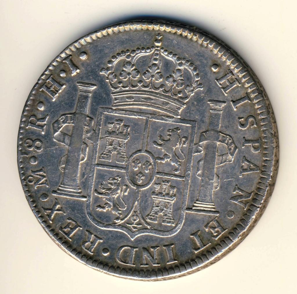 8 reales 1809. Fernando VII. Méjico. HJ Ferd_r11