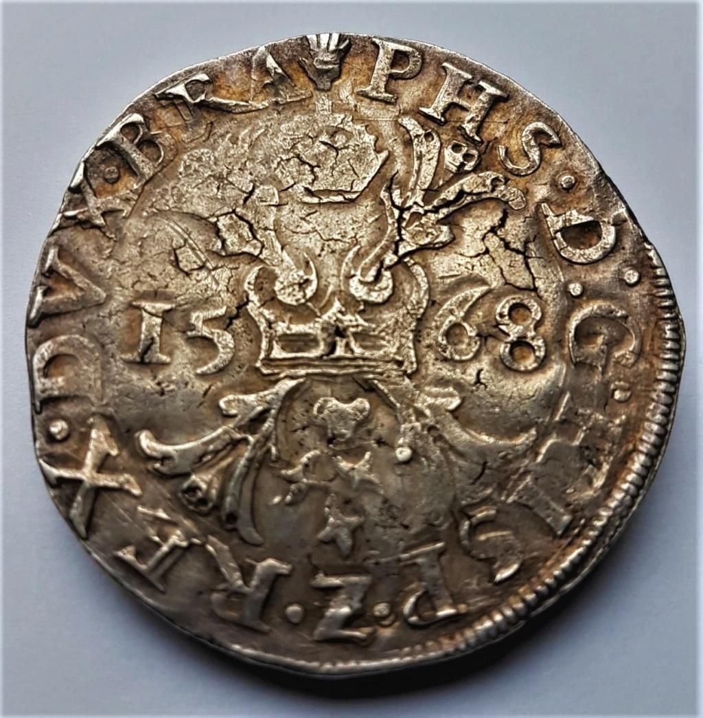 ECU DE BOURGOGNE 1568 Thumbn13