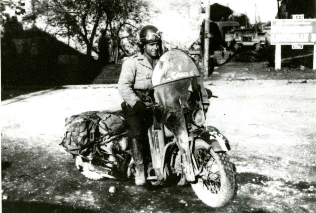"""Jeannette"" Harley Davidson WLA de Daniel Guery en maquette - Page 2 9e941310"