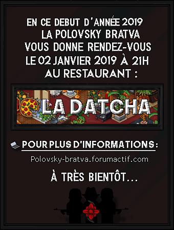 Polovsky Bratva, Invitation Fiche_10