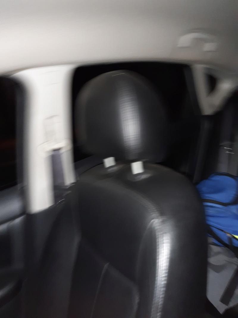 Apoio de cabeça banco motorista versão SL 2019 - muito inclinado 15688510