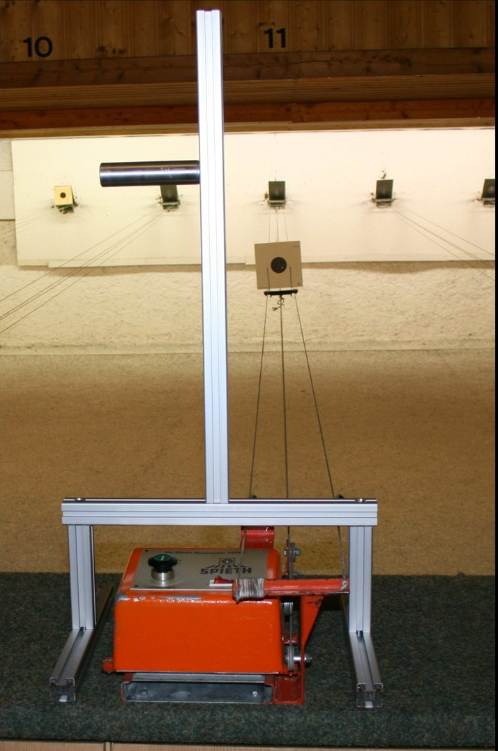 support pour tir sur appui Type-p11