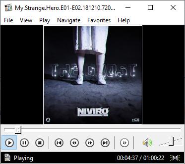 [Solved] I can't play mkv film 2019-010
