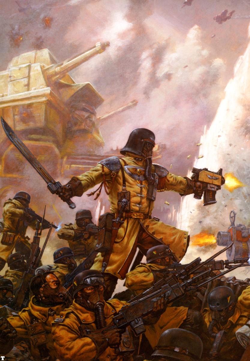 Warhammer 40,000: Rogue Trader Steell11