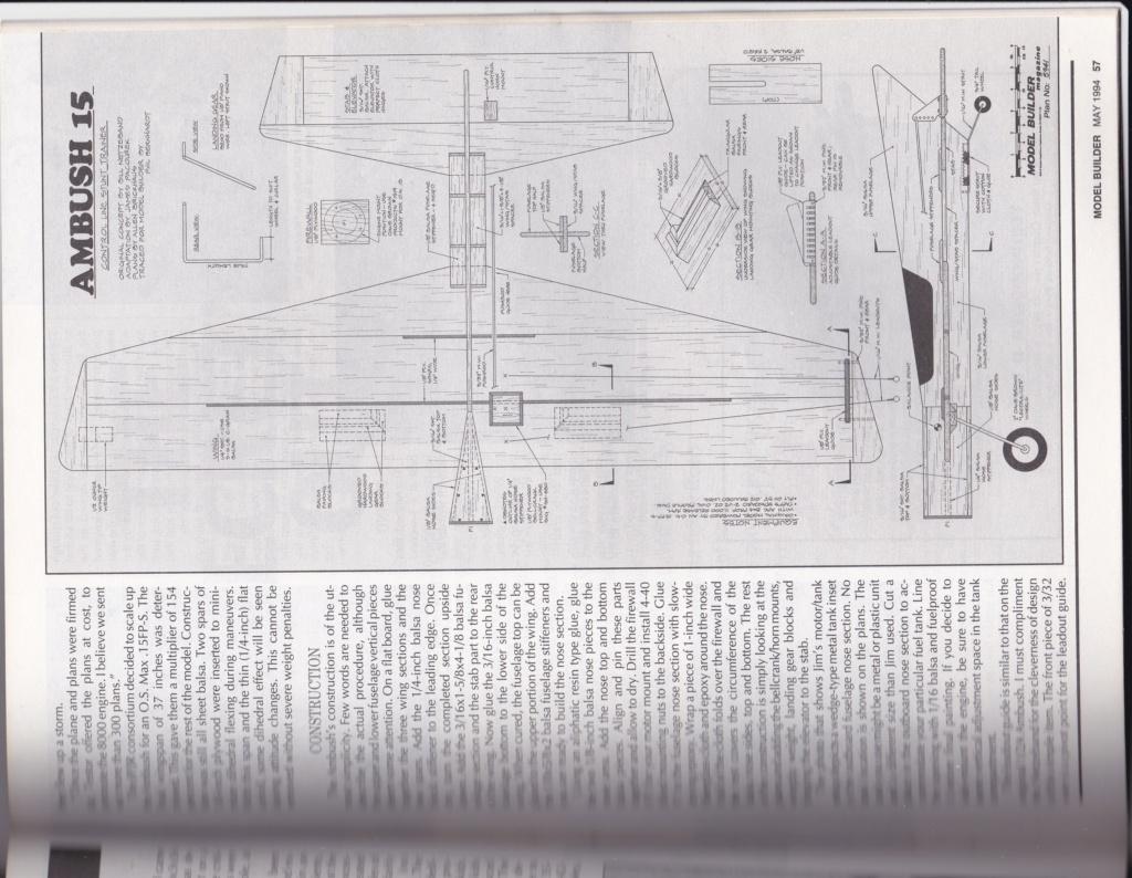 My Never Ending Quest to build a plane I don't care if I crash. Ambush10