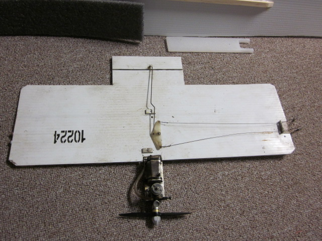 My Never Ending Quest to build a plane I don't care if I crash. Coro_014