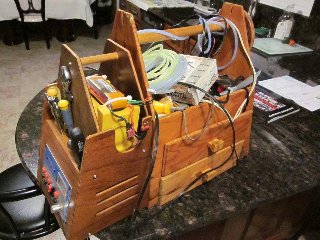 Power Panel Coyote12