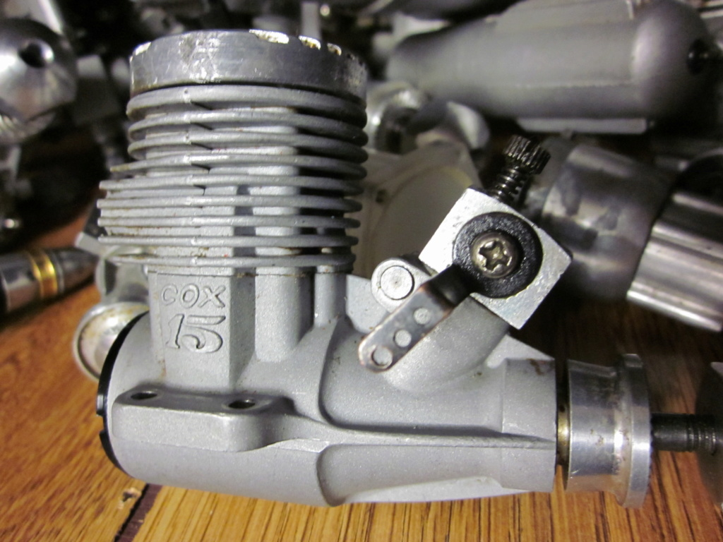 *Cox Engine of The Month* Submit your pictures! -April 2019- Needle11
