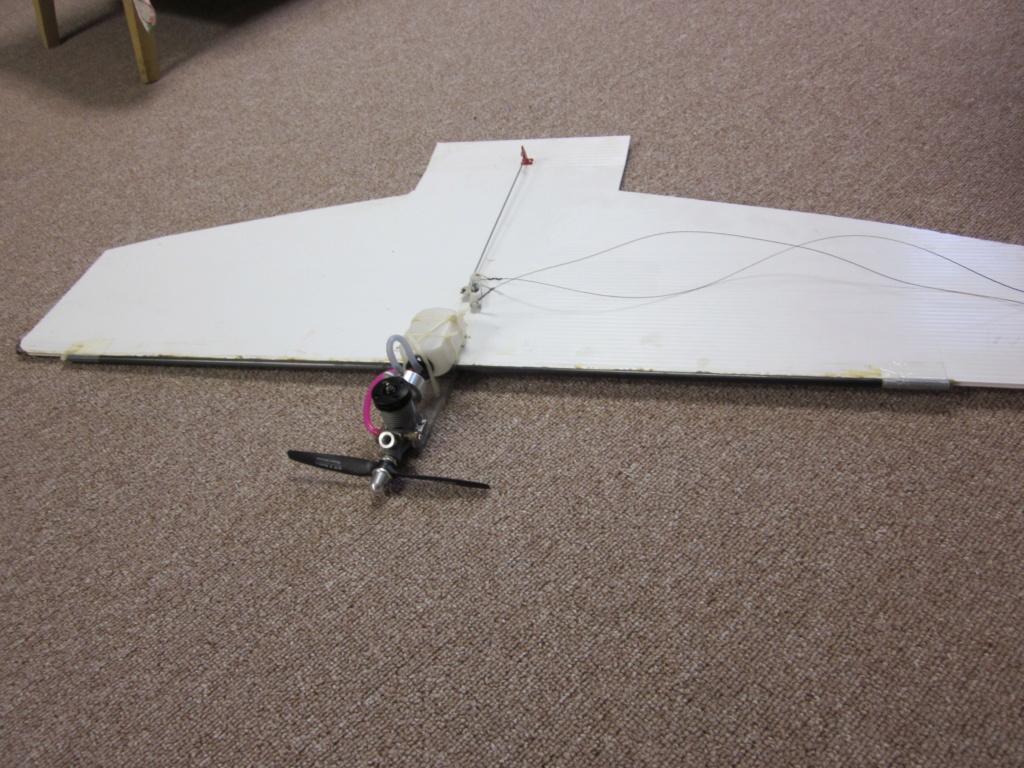 Cap for Poster Foam Board Wing Leading Edges Variou10