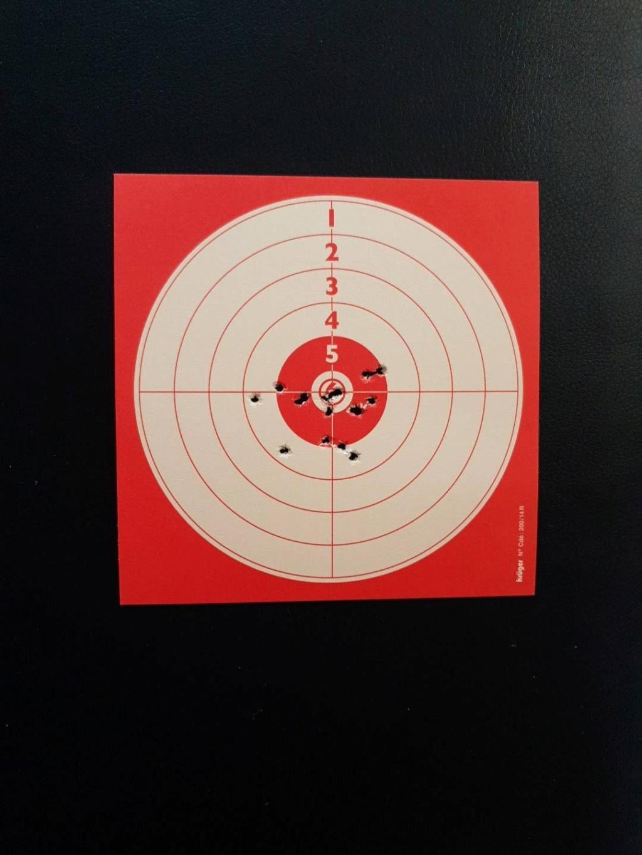 Artemis CP2 mode carabine et silencieux  Target10