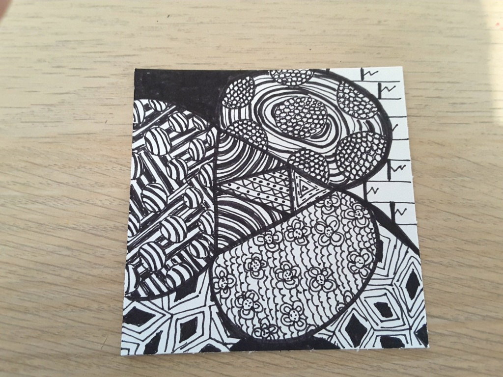 Dessin - zentangle #1 - Page 2 20200310