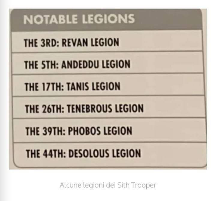 Sith Legion Names, Re-Canonized Sith [[Potential TRoS spoilers in comments]] Sithle10