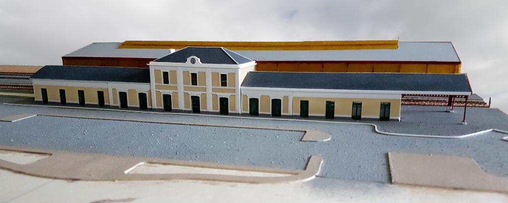 La gare de Montréjeau à l'échelle N - Page 5 20201210