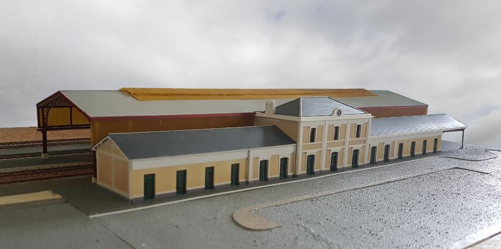 La gare de Montréjeau à l'échelle N - Page 5 20201211