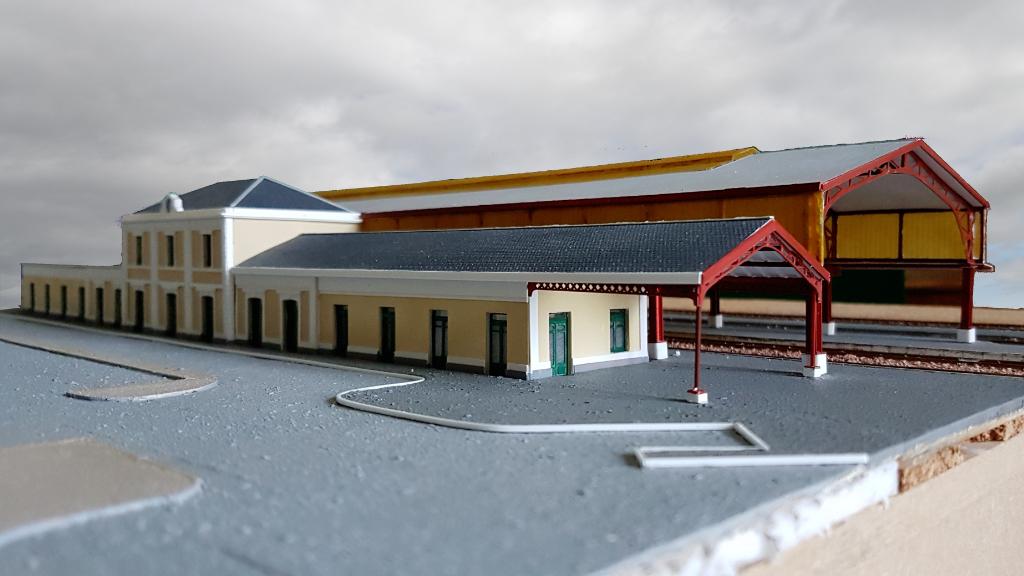 La gare de Montréjeau à l'échelle N - Page 5 20201212