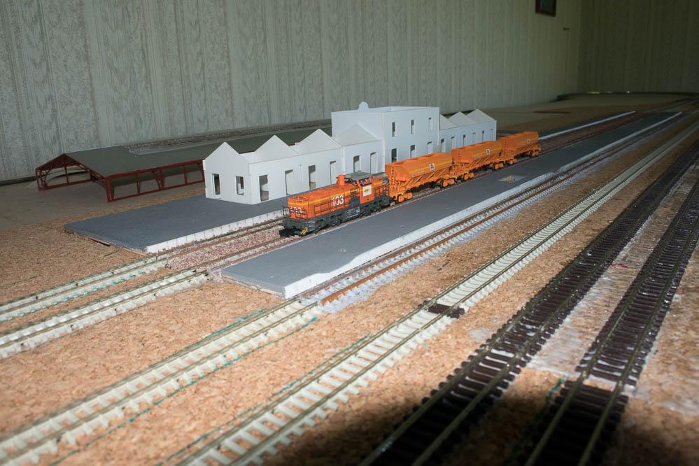 La gare de Montréjeau à l'échelle N Dsc_4410