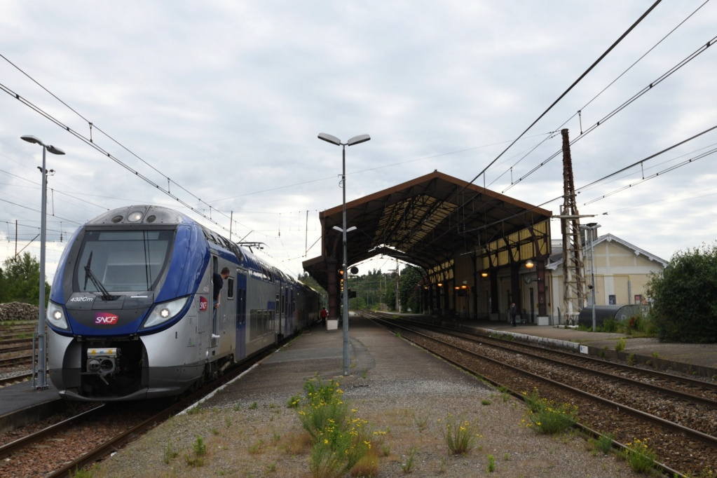 La gare de Montréjeau à l'échelle N Dsc_6010