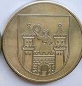 Medalla Replublica Democratica Alemania 20200714