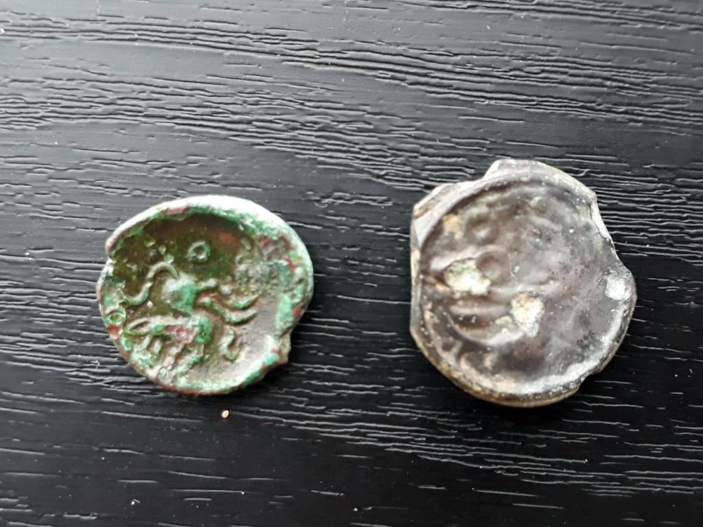 identification monnaies gauloises 20190912
