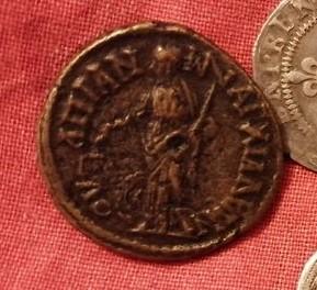 Identification Avers avec empereur et impératrice localisation grèce? 39764210
