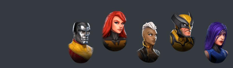 Les équipes Xmen10