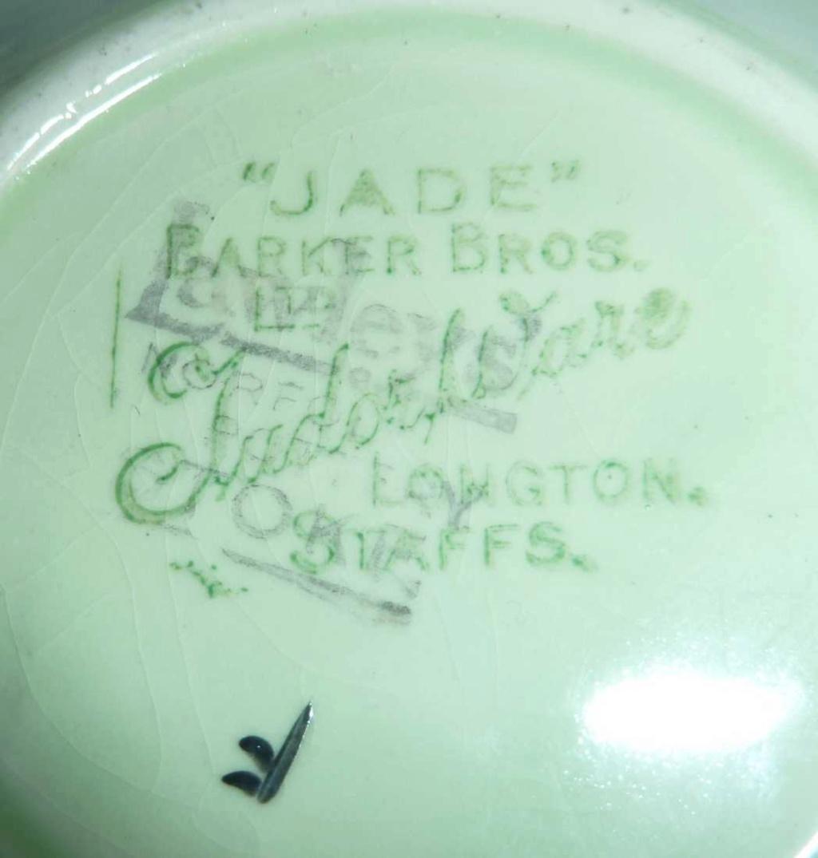 Lawleys Norfolk Pottery Stoke. Unusual Deco Coffee set. Help appreciated P1030410