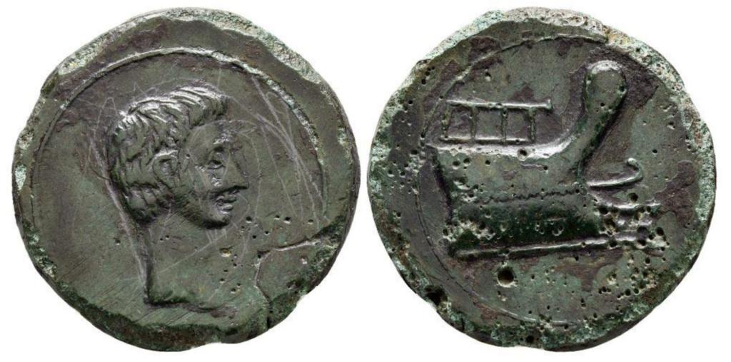 Bronze anépigraphe d'Octave (RPC 5416) - Page 2 Bronze10