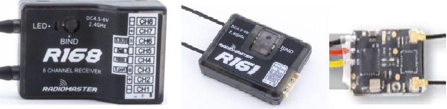 Radiomaster: nouveaux récepteurs R1, R161, R168  Rserie10