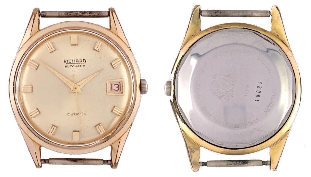 Mido -  [Postez ICI les demandes d'IDENTIFICATION et RENSEIGNEMENTS de vos montres] - Page 33 Richar10