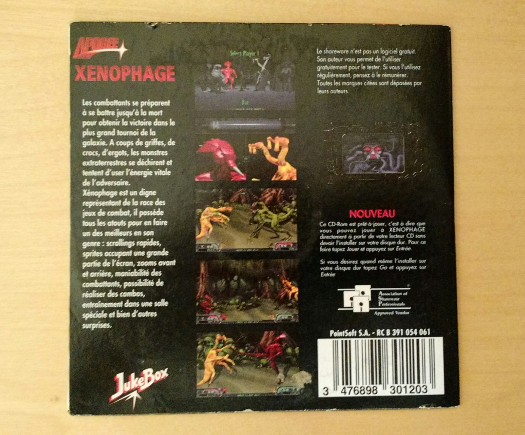 Shareware Jukebox Collection Verso10