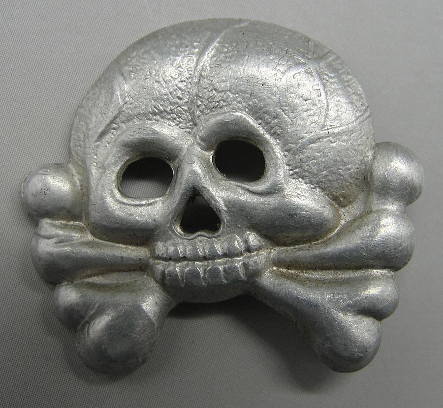 paire de tête de mort  Y-474010