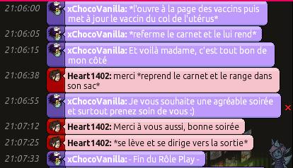 [C.H.U] Rapports d'actions Rôle Play de xChocoVanilla Heart_23